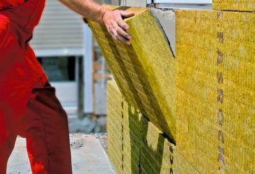 Утеплитель стеновой на базальтовой основе