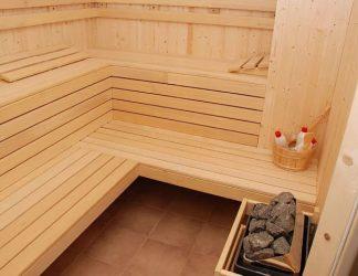 Строительство сауны в доме своими руками