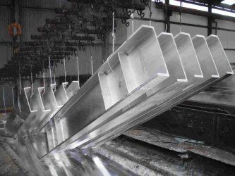Горячее цинкование металла технология