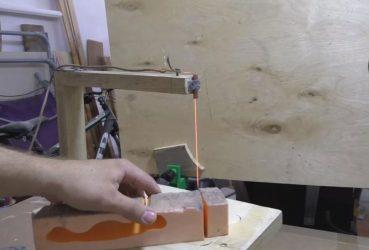 Вольфрамовая нить для резки пенопласта