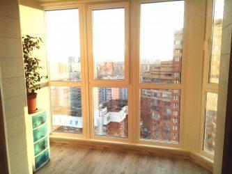 Как утеплить панорамный балкон в квартире?