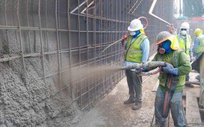 Набрызг бетонной смесью марки цементных растворов гост