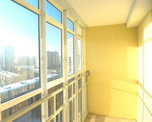 Как утеплить балкон с панорамными окнами?
