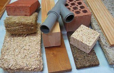 Выбор материала для строительства дома