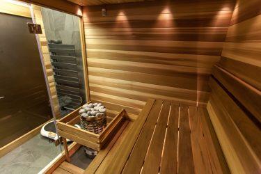 Строительство сауны в частном доме