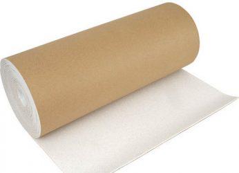 Бумажный утеплитель для стен