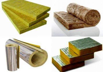 Что лучше базальтовый утеплитель или минеральная вата?